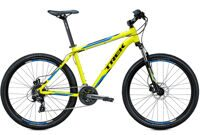 Trek'15 3700 D 21 Radioactive Yellow AT2 26""